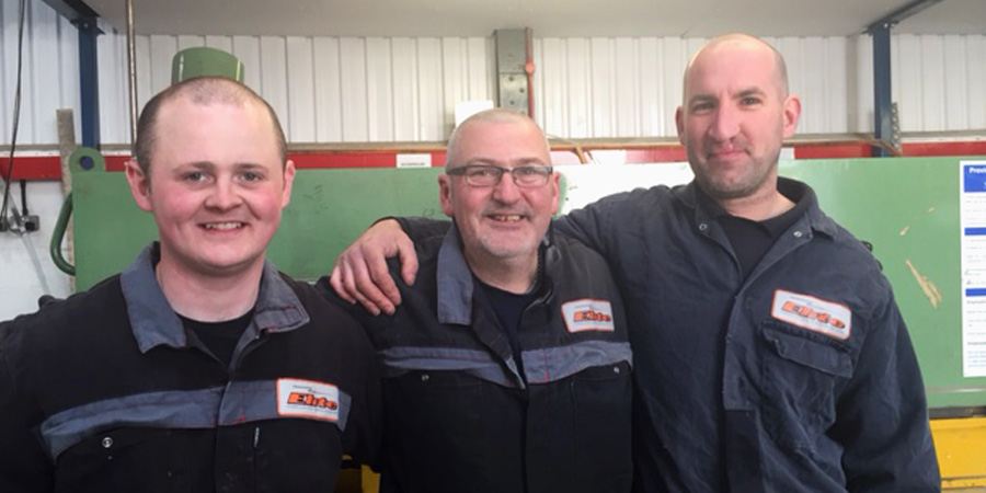 Our Sheet Metal Workers