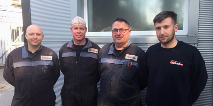 Some of our Welders